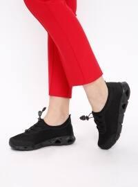 Spor Ayakkabı - Siyah - Kanye