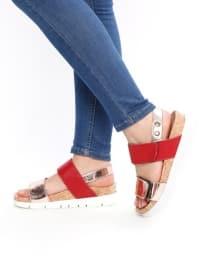 Sandalet - Bronz - Pierre Cardin