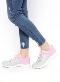 Spor Ayakkabı - Gri - Slazenger