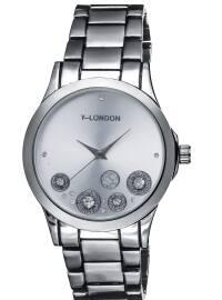 Saat - Gümüş - Y-London