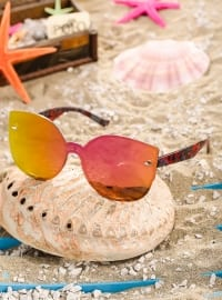 Gözlük - Altın - MAXPOLO