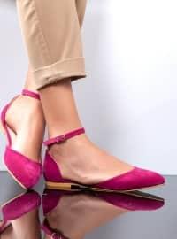 Ayakkabı - Fuşya - Ayakkabı Havuzu