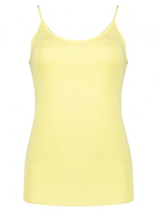 Yellow - Undershirt