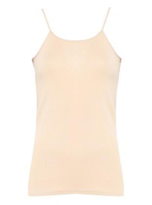 Beige - Undershirt