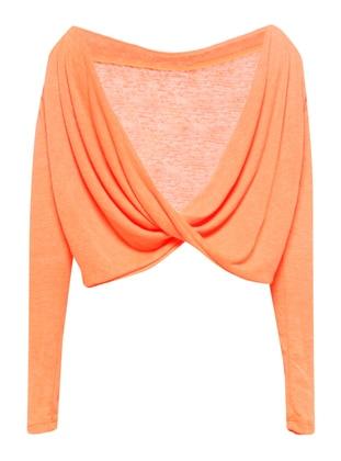 Orange - Corset