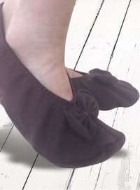 Patik Bot Çorap - Kahve - ANIL
