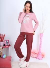 Pijama - Mürdüm - Meliana