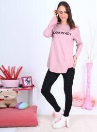 Pijama - Pembe - Meliana