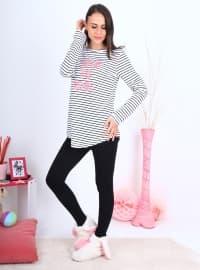 Pijama - Siyah - Meliana