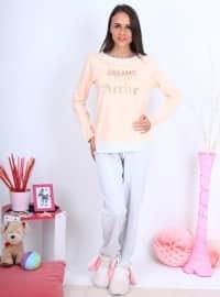 Pijama - Yavruağzı - Meliana