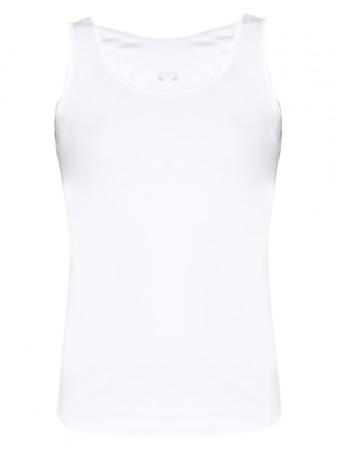 White - Undershirt