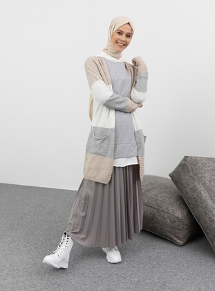 Minc - Stripe - Cardigan