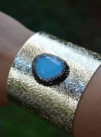 Bileklik - Mavi - Stoneage