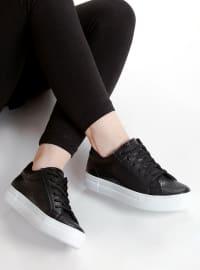 Spor Ayakkabı - Siyah - MODA AYAKKABI