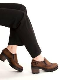 Ayakkabı - Vizon - MODA AYAKKABI