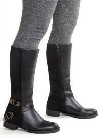Çizme - Siyah - MODA AYAKKABI