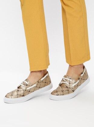 Ayakkabı - Gold - Pierre Cardin Ürün Resmi