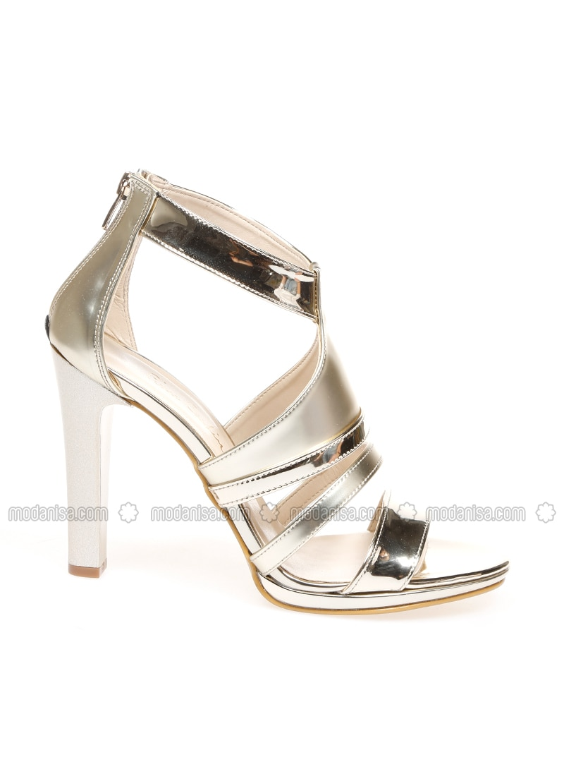 check out c1876 fe9f7 Gold - High Heels - Schuh