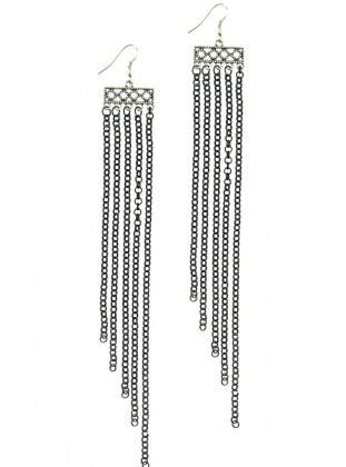 Black – Earring – Chiccy