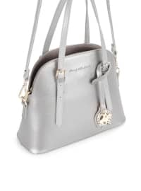 Silver tone - Satchel - Bag