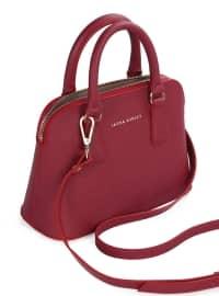 Red - Satchel - Bag