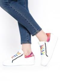 Spor Ayakkabı - Beyaz - Sitill