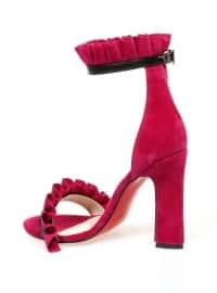 Pink - High Heel - Sandal - Shoes
