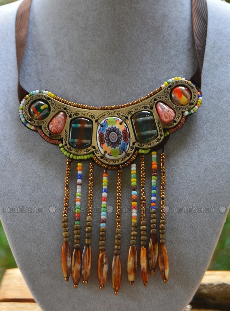 Multi - Necklace
