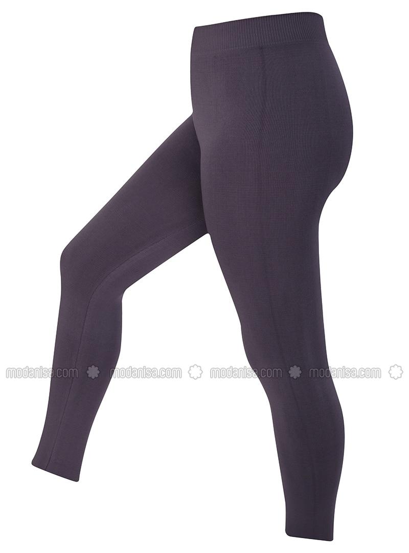Black - Gray - Legging