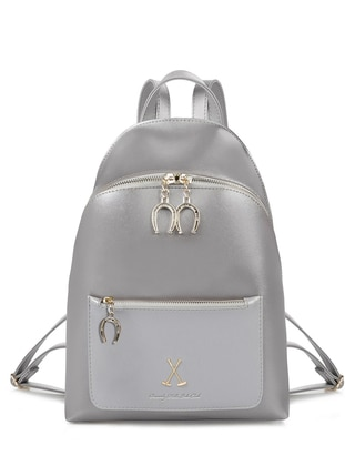 Silver tone - Backpack - Bag
