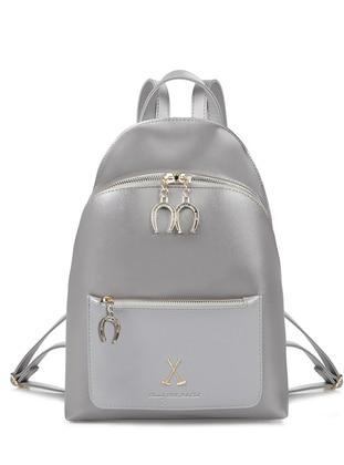 Silver tone - Backpack - Bag