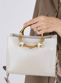 Golden tone - Satchel - Crossbody - Bag