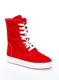 Spor Ayakkabı - Kırmızı - Sitill