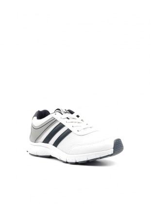 Spor Ayakkabı - Beyaz - Letoon Ürün Resmi