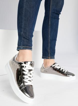 Spor Ayakkabı - Bronz - Letoon Ürün Resmi