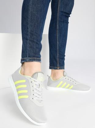 Spor Ayakkabı - Gri Yeşil - Letoon Ürün Resmi