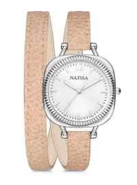 Saat - Krem - Nafisa