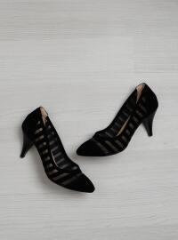 Ayakkabı - Siyah - Bambi