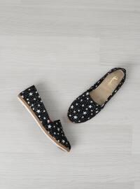 Spor Ayakkabı - Siyah - Bambi