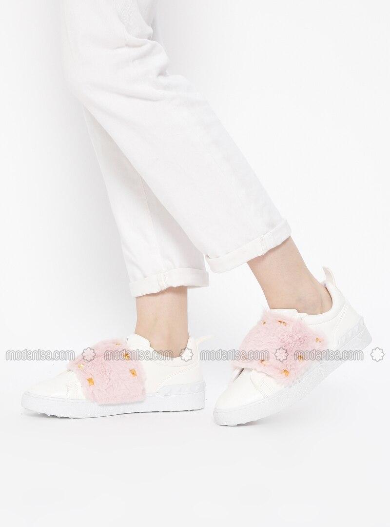 White - Powder - Sport - Sportswear