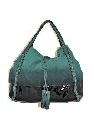 Green - Satchel - Bag