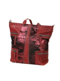 Red - Satchel - Bag
