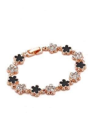 Pink - Gold - Bracelet - Modex