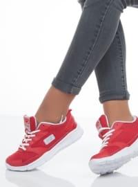 Spor Ayakkabı - Kırmızı - Ayakkabı Havuzu