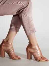 Abiye Ayakkabı - Rose - Ayakkabı Havuzu