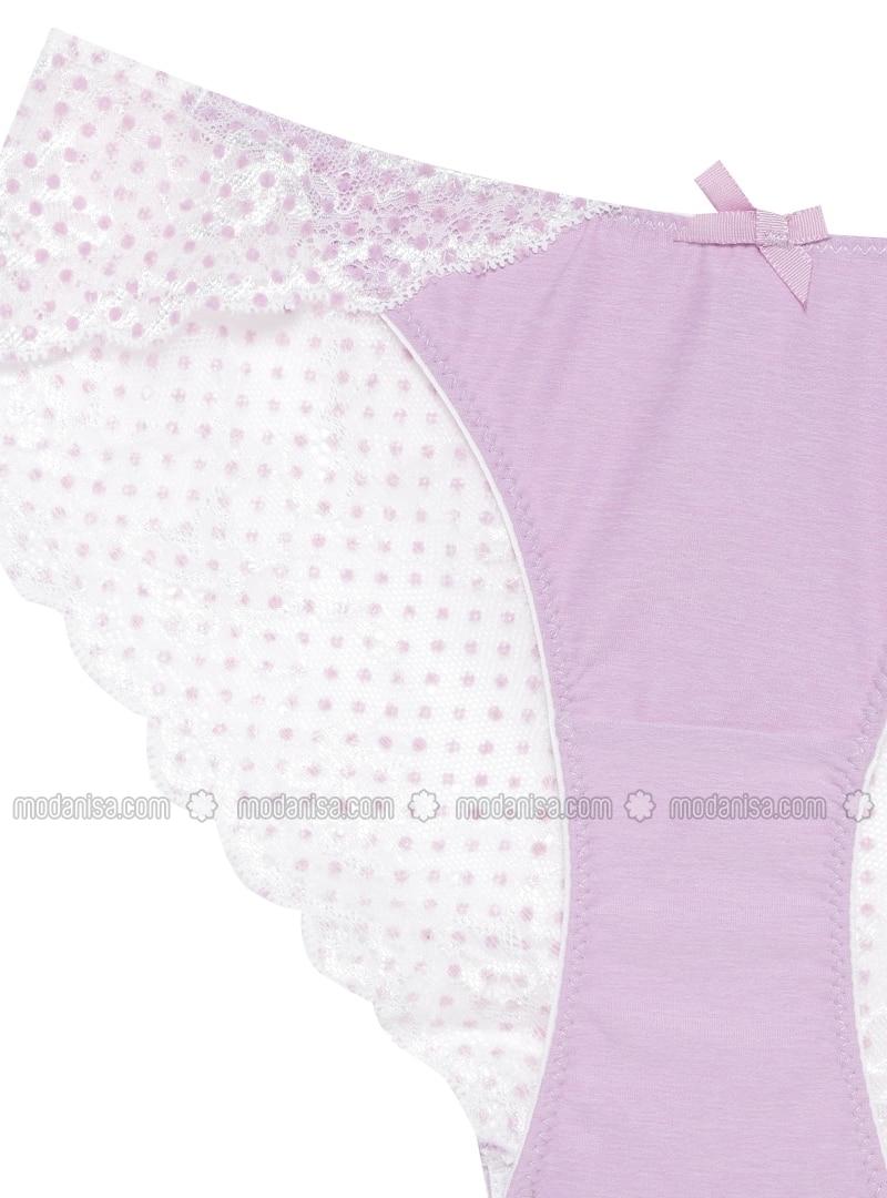 854f33a25cae Pink - Purple - Panties