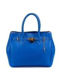 Çanta - Mavi - Housebags
