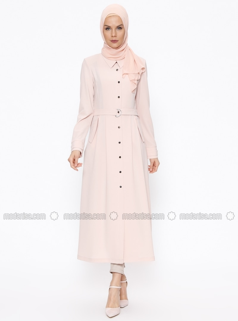 Powder - Unlined - Point Collar - Topcoat