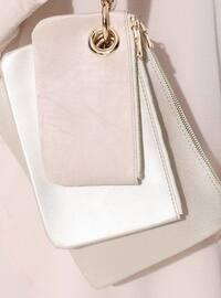 Golden tone - Clutch - Bag