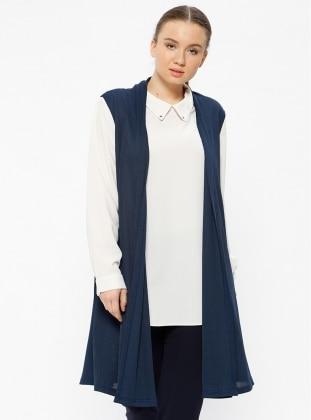 Saxe - Plus Size Vest